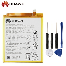 цены Huawei Original Replacement Battery HB376883ECW For Huawei P9 PLUS VIE-AL10 VIE-L09 VIE-L29 New Authentic Phone Battery 3400mAh