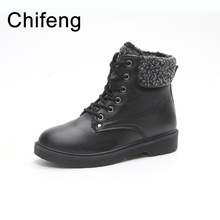 womens shoes ankle boots for women winter brown woman snow boots fashion women's black shoes