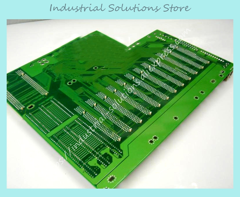 Pan Instrument PBPX-14P12 15*Slot 12PCI 3*ISA Industrial Control Board 100% tested perfect quality цена
