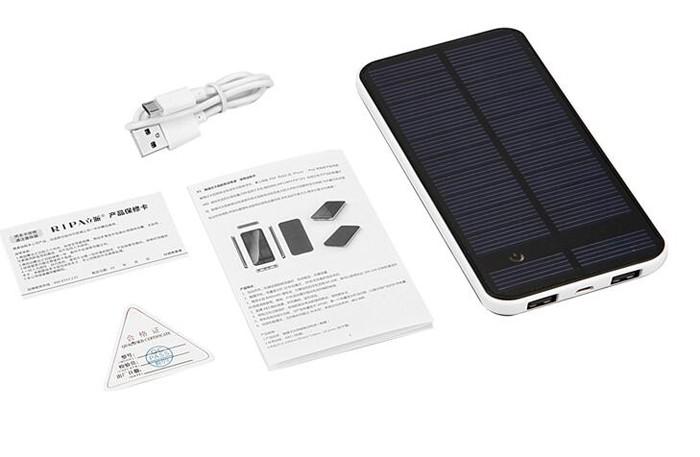 solar powerbank 10000 mah 8