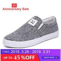 2018 мужская повседневная обувь мужская парусиновая обувь для мужчин мужские весенние слипоны Лоферы дышащая модная мужская обувь SC-78