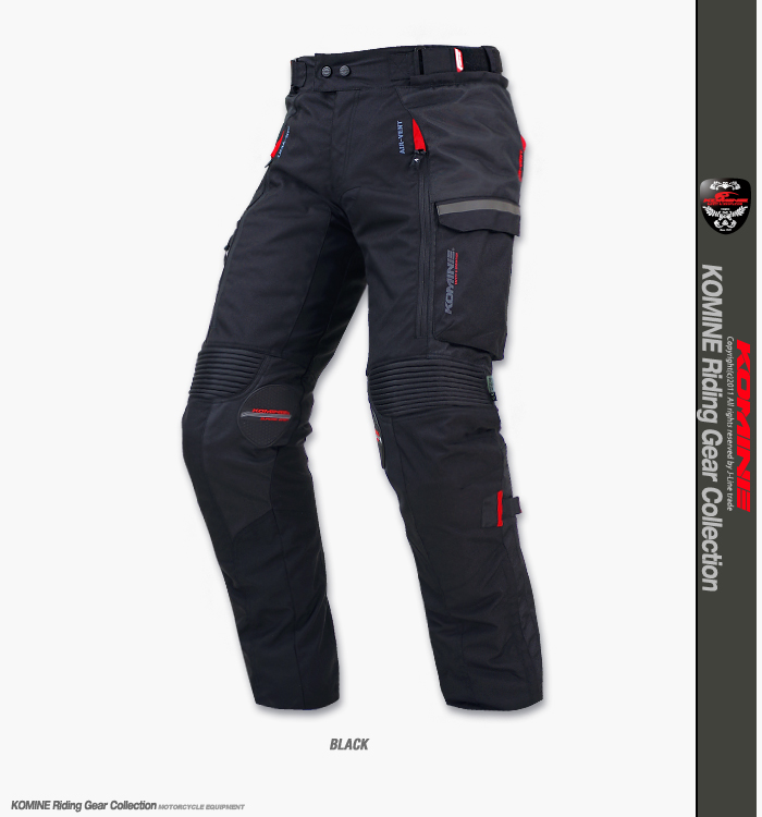 New motorcycle hunting enduro racing pants Fryer touring winter pants SITA PK912