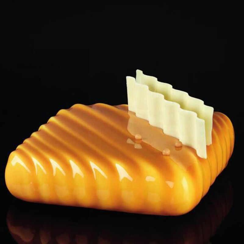 SHENHONG силиконовая форма Подушка для торта Moule Silikonowe Formy 3D форма для муссовых тортов форма для теста инструменты антипригарное маффиновое мыло Brownie