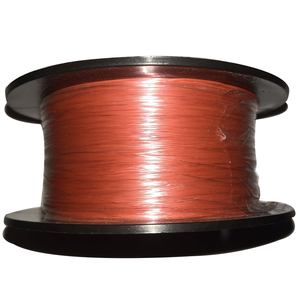 Image 3 - P/N B36 1000 Electrical Wire OK Line 305M High Temperature Resistant Silver Cable 36AWG Silver plated Oxygen free Copper Wire