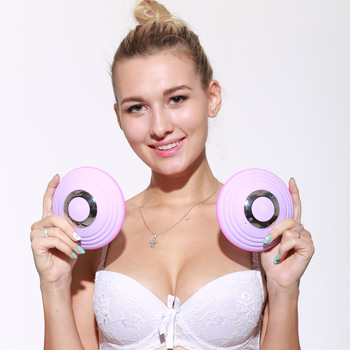 Wireless Women Breast Massager Instrument For Female Mother Chest Hard Block Dredge Anti-sagging Vibration Style