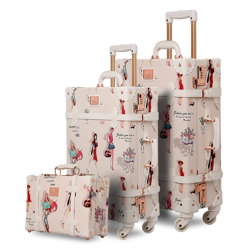 Online Buy Wholesale girls rolling suitcase from China girls ...