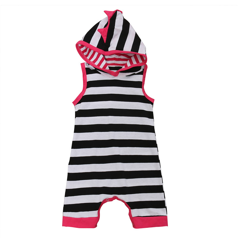 Summer Newborn Baby Girl Boy Romper Striped Girls Boys Costume Summer Sleeveless Rompers Jumpsuit Outfits Sunsuit Clothes new arrival boy costumes rompers cotton newborn infant baby boys romper jumpsuit sunsuit clothes outfits