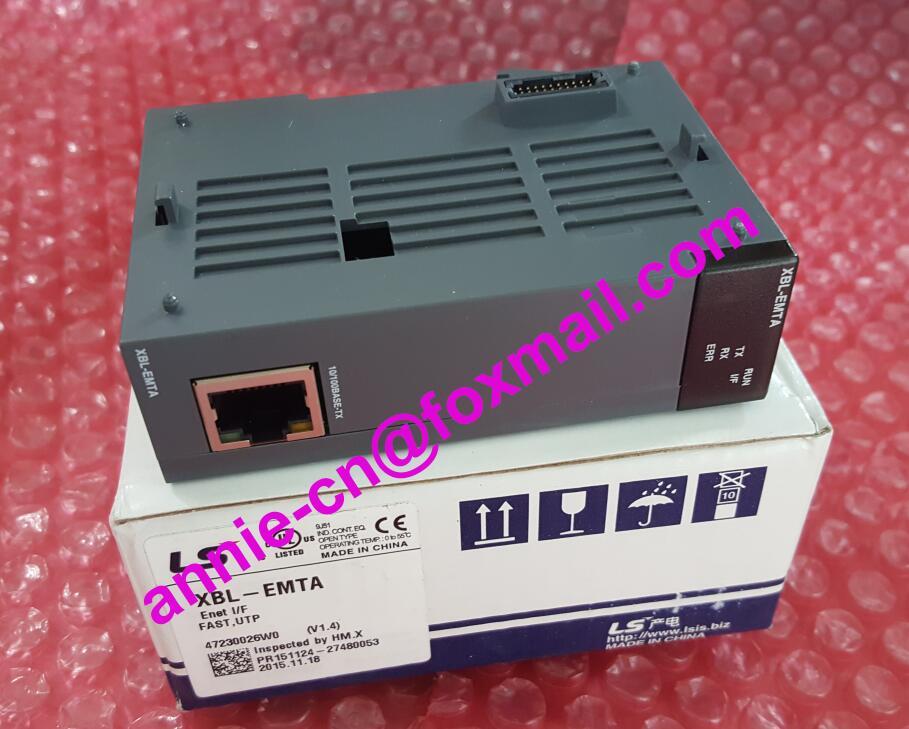 100% New and original  XBL-EMTA   LS(LG)   Ethernet PLC Communication module new original 1768 enbt plc ethernet ip communication bridge module
