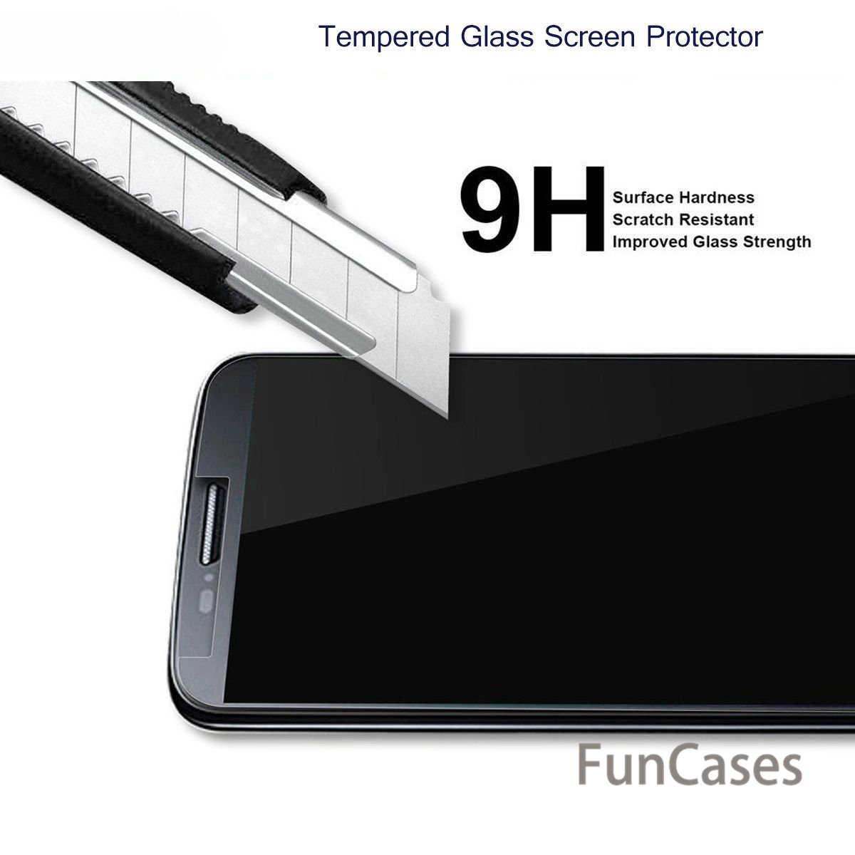 Szkło hartowane dla Xiao mi mi 8 SE mi A1 8 Lite 8 Pro mi 5X mi 6X Pocophone F1 czerwony mi 6 Pro ekran Protector Film hartowane 9 H 2.5D