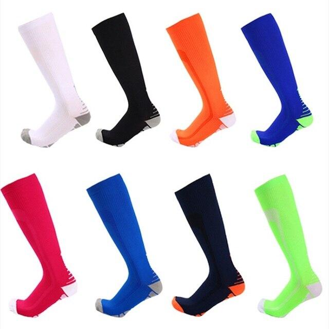 a81ac51b77a021 david angie Color Socks Men Women Pressure Circulation Compression  Stockings Medical Varicose Veins Socks Support, 1Yc3022