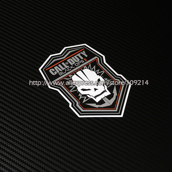 Hot sale Call of Duty E helmet motorcycle SUV Auto Sticker Decals Waterproof YYY06 ...