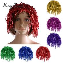 f37cc503280 MagiDeal Shining Rainy Hens Stag Party Cosplay Games Hat Dance Fun Party  Cap Hens Night Party