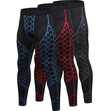training pants jogging pants men GYM Leggings Compression Underwear Homme Fitness Trousers Sport Long Pants Black Running Pant