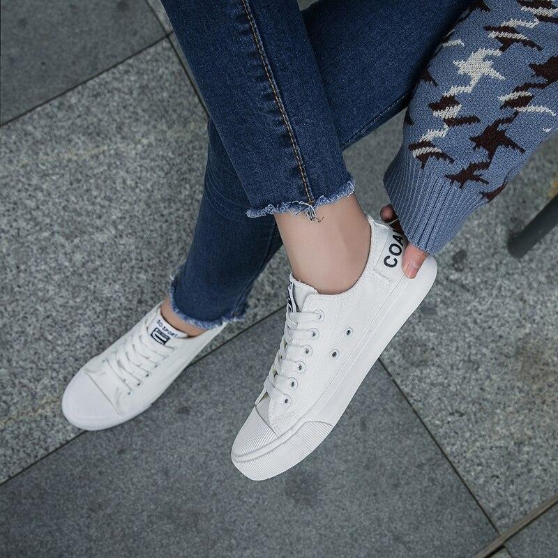 white Casual Espadrilles 3 Black Blanc Lady Des Toile D'été Arrivée Jeunes 35 2018 Tendance Nouvelle 40 Taille Noir Confortable pink Chaussures Femme Rose qRwtBPggHx