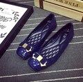 Бесплатная доставка удобные плоские туфли Балетки обувь большого размера обуви квартир Женщин-319-606