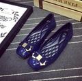 Envío gratis zapatillas de Ballet zapatos planos cómodos zapatos de gran tamaño Mujeres pisos-319-606