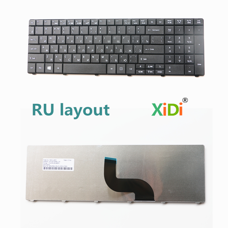 NEW RU Keyboard FOR ACER Aspire E1 521 E1 531 E1 531G E1 571G E1 571