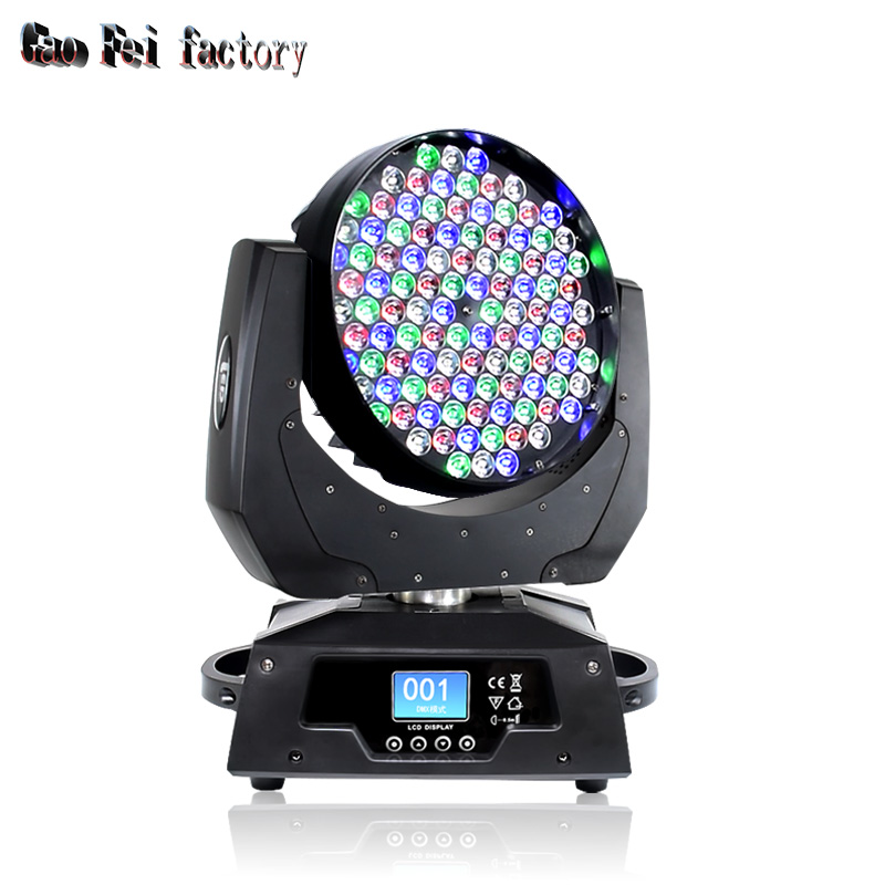 DJ light LED moving head beam light of 108x3w RGBW LED wash stage light equipment|Stage Lighting Effect| |  - title=