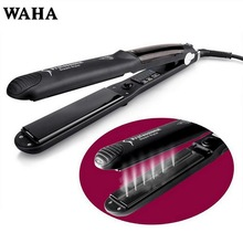 Hot 2 In 1 Straight Curly Hair Ceramic Hair Straightener Pro Hairs Curlers Perm Styling Curler Tools Wand Hairs Curling Irons стоимость