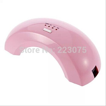 Новинка 100-240 В мини 6 Вт Светодиодный УФ Гель-лак для отверждения лака для дизайна ногтей лампа световая Сушилка инструмент лампа для яиц