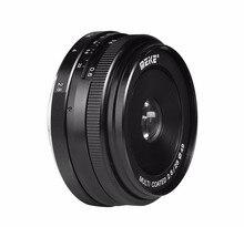 Meike MK-FX-28-f/2.8 28 мм f2.8 фиксированной ручная фокусировка объектива для Fujifilm X Камеры X-T1 X-Pro1 и т. д.
