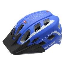 MTB Road Bicycle Racing Cycling Helmet EPU Integrally-Molded Helmet 55~61cm Bike Helmet With Visor