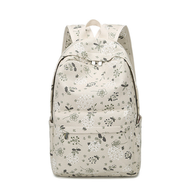 Women Backpack Eiffel Tower Printing Casual Rucksack Canvas School Backpack For Teenage Girls Travel Bags Mochila Escolar | american doll