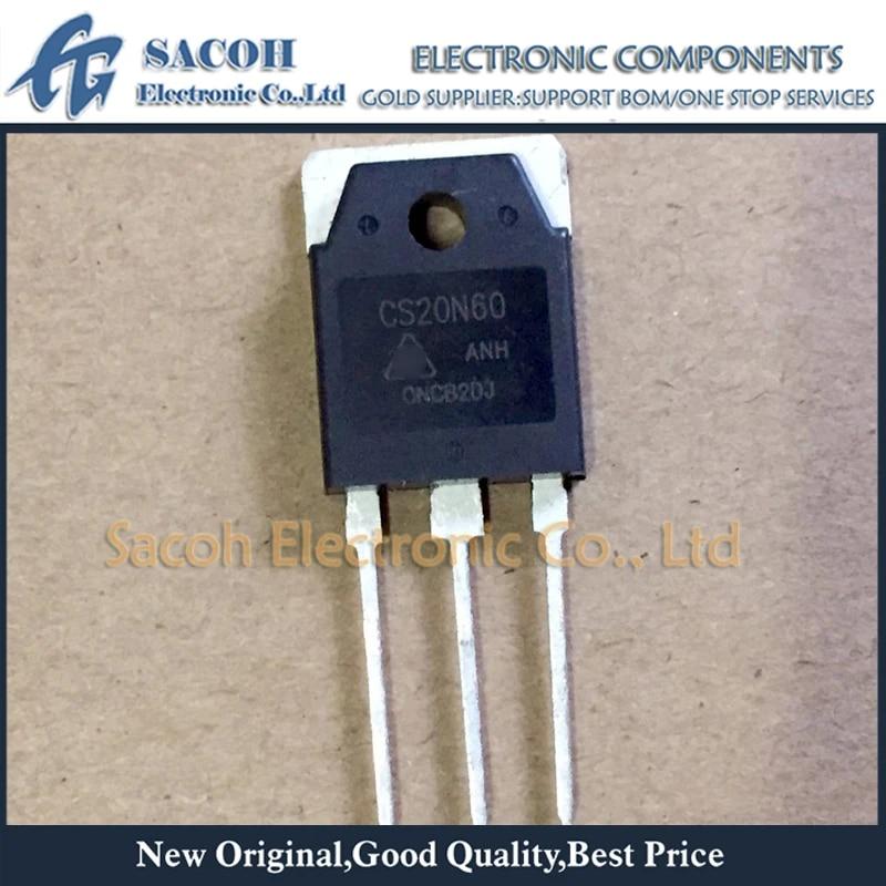 SPW20N60S5 MOSFET TRANSISTOR N-CH 600V 20A TO-247  20N60S5 /'/'UK COMPANY/'/'
