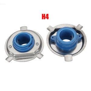 Image 4 - 2 adet araba LED far lamba ampulü baz adaptörü soket tutucu tutucu 880 / 9006 HB4 / 9005 HB3 / H11 / H7 / H4 HB2 / H3 / H1