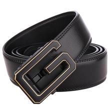Male Waist Strap New Designer Mens Belts Luxury Man Fashion Belt for Men G Good Quality Automatic Buckle