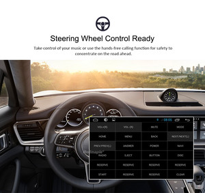 Image 5 - Android 9.0 Car Multimedia DVD Player for Kia Ceed 2013 2014 2015 2 Din Touch Screen Radio Stereo Video WiFI GPS Navigation
