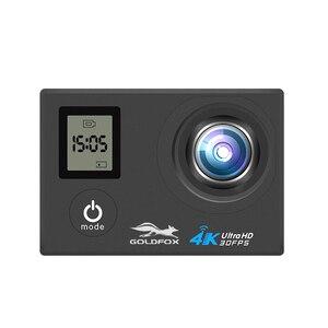 HD 4K Action Camera H10 2.0