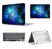 Fashion Pattern Protective Hard Shell Case Keyboard Cover Skin Set For Fit 11 12 13 15″Apple Macbook Air Pro Retina Touch Bar SD