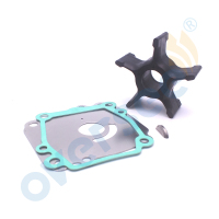 17400 90J20 New Water Pump Impeller Service Kit for Suzuki Outboard DF 90/115/140 18 3258