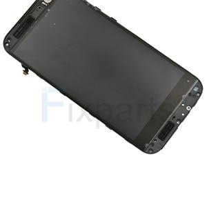 "Image 5 - שחור 5.0 ""עבור HTC אחד M8S LCD תצוגת מסך מגע Digitizer הרכבה 1920X1080 החלפה עם מסגרת עבור HTC M8S LCD"