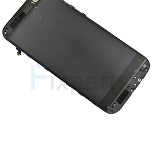 """Image 5 - Black 5.0"""" For HTC One M8S LCD Display Touch Screen Digitizer Assembly 1920X1080 Replacement With Frame For HTC M8S LCD"""