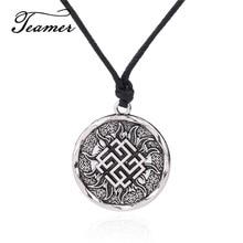 Pendant Necklace Amulet Talisman Slavic Jewelry Punk Man/woman Teamer Ancient Russian