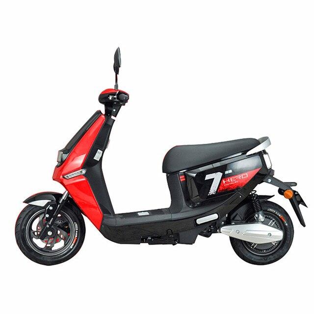 d99aaed2deb Hcgwork Yadea Like Electric Motorcycle/motorbike/scooter Ebike 60-65km/h  80km