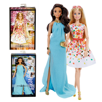Original Barbie Doll Street Beat Style Joints Movable Fashion Barbie Girl Toy Birthday Present Girl Toys Gift Juguetes DVP54