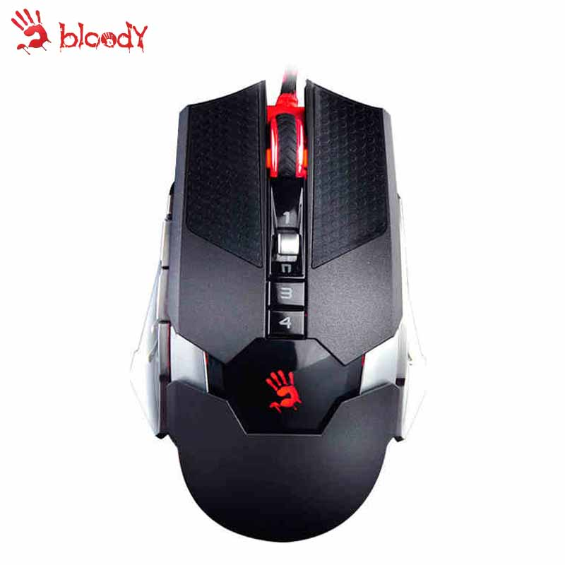 все цены на  A4tech Bloody T50 4000 DPI wired gaming mouse FPS RPG game mouse LOL CF Dota professional USB mouse click response less 0.2 ms