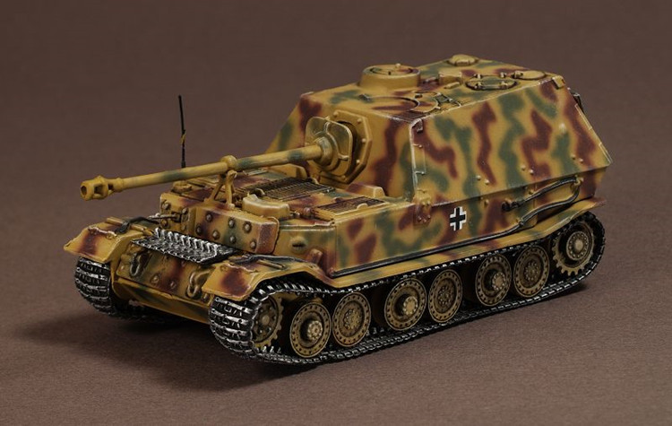 ФОТО Out of print Rare boutique Warmaster 1:72 World War II Germany Ferdinand elephant tank fighter model TK0026 Alloy model