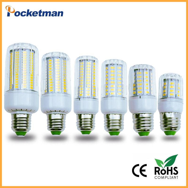 Z30 LED Corn Bulb E27 E14 5730 SMD 220V Spotlight LED Lamp Light Home Lighting 100W 80W 70W 40W 30W 20W Incandescent Replace