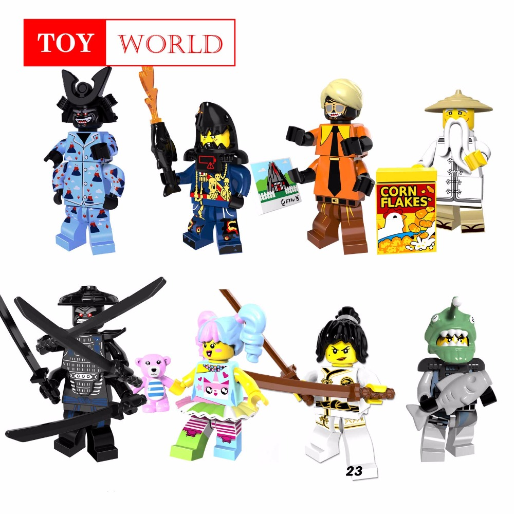 2018 Compatible LegoINGlys NinjagoINGlys Sets NINJA Heroes Kai Jay Cole Zane Nya Lloyd With Weapons Action Toys for children z15 8pcs s compatible legoings ninjagoes with weapon ninja kai cole jay zane lloyd nya building blocks kids toys gifts for children