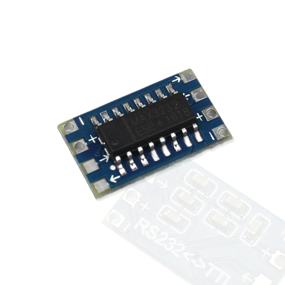 Buy Max3232 10pcs And Get Free Shipping On Ttl Rs232 Level Converter Using Max232 Ic