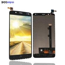Pantalla LCD táctil para BQ Aquaris, digitalizador de pantalla táctil para BQ Aquaris V, BQ Aquaris U2 Lite, Panel de pantalla LCD de repuesto