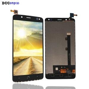 Image 1 - Per BQ Aquaris V Display LCD di Tocco Digitale Dello Schermo Per BQ Aquaris U2 Lite Per BQ U2 Schermo Display LCD pannello di Ricambio