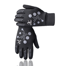 Day Wolf Bicycle gloves long finger windproof breathable outdoor sports Lycra riding