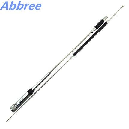 bilder für Abbree CR8900 Quad Band Mobilen Fahrzeug Auto Antenne 29,6/50,5/144/435 MHz CR-8900 für 4 Band frequenz Kreuzband-mobilautoradio