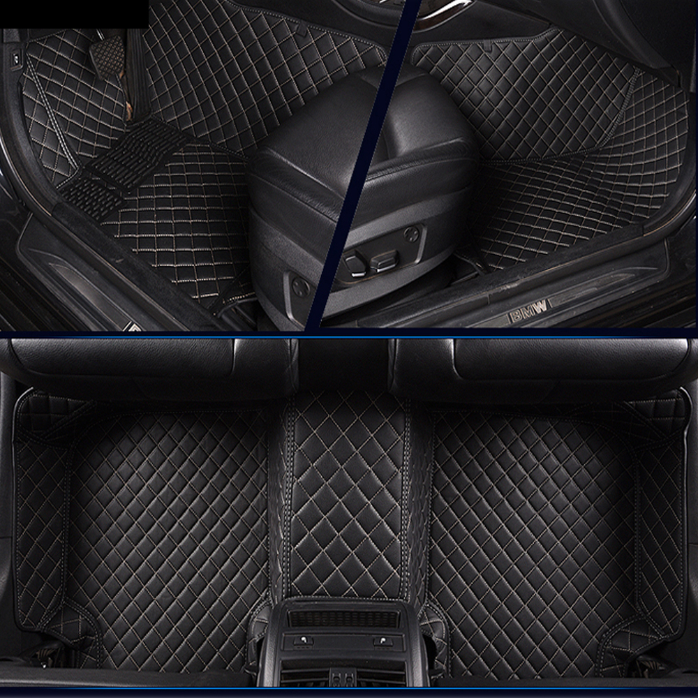 Car floor mats for Land Rover Range Rover L405 Sport Evoque Land Rover Discovery 3/4 car styling floor linersCar floor mats for Land Rover Range Rover L405 Sport Evoque Land Rover Discovery 3/4 car styling floor liners