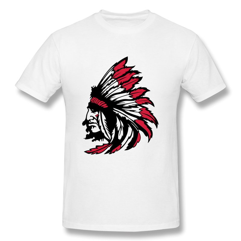 t shirt men indian casual apache tribe custom your own